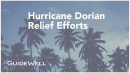 Hurricane Dorian Relief Efforts